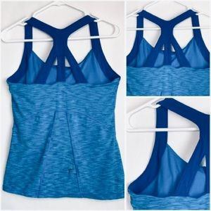 Lucy Tops - Lucy Power Crossback Athletic Tank Sz M